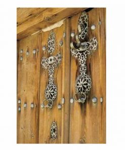 sun-pattern-door-knocker