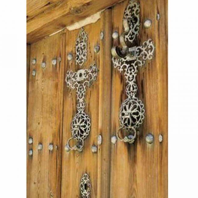 sun-pattern-door-knocker