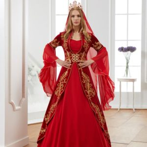bridal-red-caftan-set