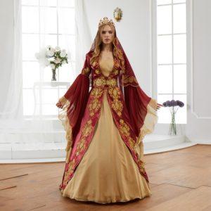 charming-kaftan-dress