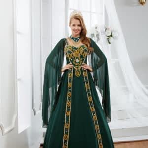 fascinating kaftan dress
