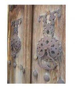 leaves door knocker 2 247x296 - Leaves Door Knocker
