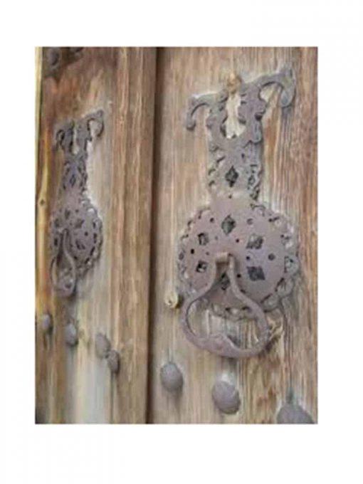 leaves door knocker 2 510x680 - Leaves Door Knocker