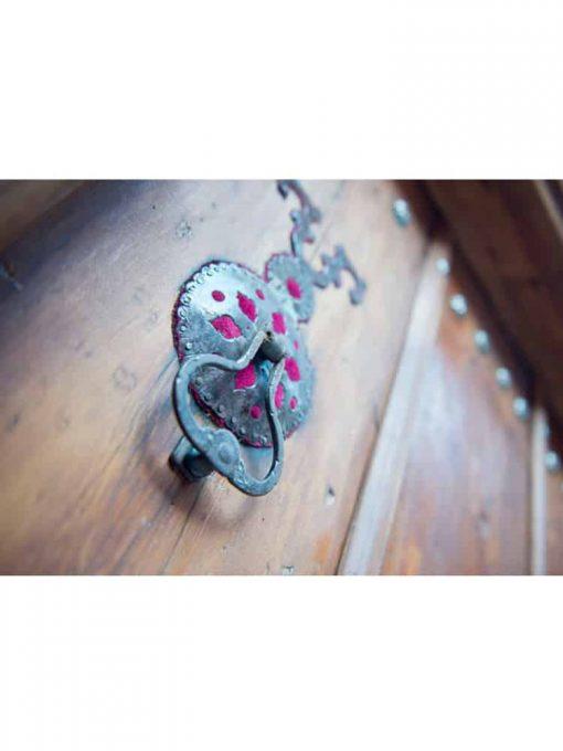 leaves door knocker 3 510x680 - Leaves Door Knocker