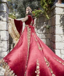 best moroccan style ottoman traditional bridal kaftan dresses online shopping