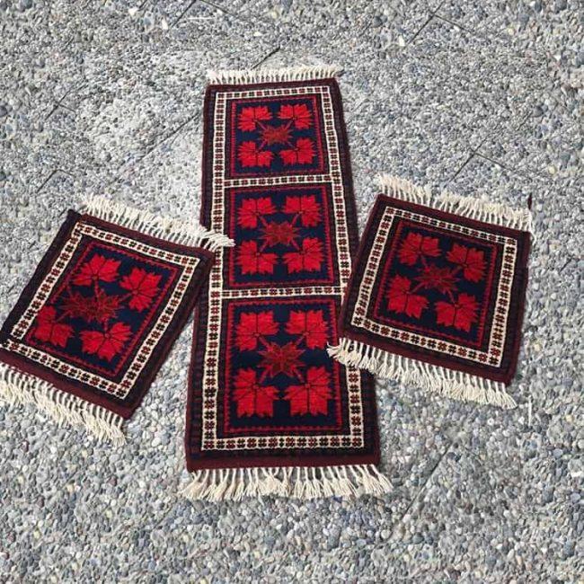 yagci-bedir-car-rugs-set