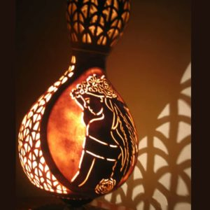 Fabulous-Bridal-Gourd-Lampshade-(2)