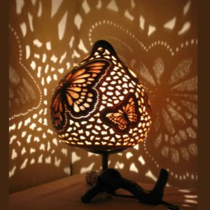 Turkeyfamousfor-Butterfly-Chocolate-Gourd-Lampshade-(4)