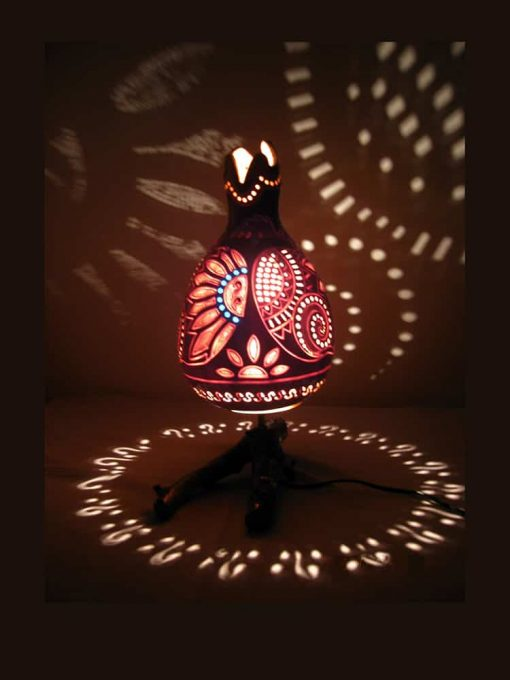 colorful-gourd-lampshade
