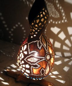 Turkeyfamousfor Fabulous Colors Gourd Lampshade 3 1 247x296 - Fabulous Colors Gourd Lampshade