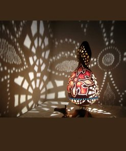 fabulous-colors-gourd-lampshade