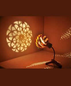 sculptural-gourd-lampshade