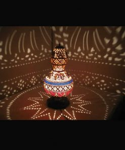 Turkeyfamousfor-Traditional-Henna-Gourd-Lampshade