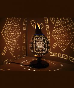 Turkeyfamousfor Turkish Motives Gourd Lampshade 3 1 247x296 - Gourd Lamps