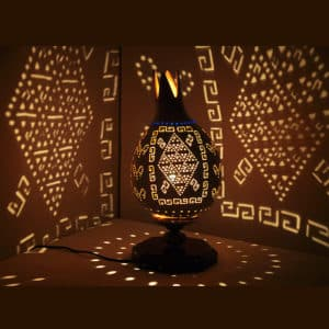 Turkeyfamousfor-Turkish-Motives-Gourd-Lampshade-(3)