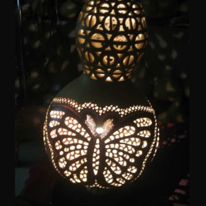 butterfly-effect-gourd-lampshade