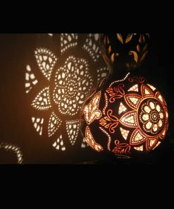 artistic carved gourd lampshade 1 247x296 - Gourd Lamps