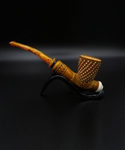 meerschaum-pipe-brown-poker-hand-carved