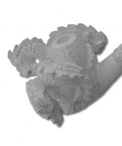 meerschaum pipe dragon family 1 247x296 - Meerschaum Pipe Dragon Family