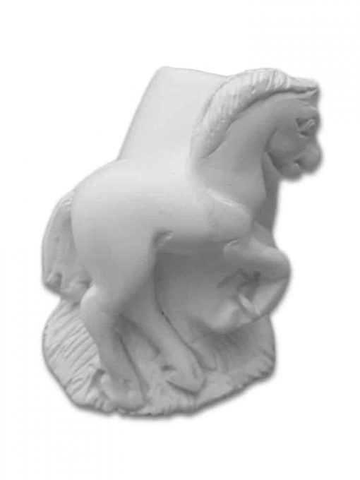 meerschaum pipe horse hand carved 3 510x680 - Meerschaum Pipe Horse Hand Carved