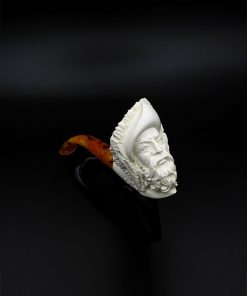 meerschaum pipe loyal man hand carved new 1 247x296 - Meerschaum Pipe Loyal Man Hand Carved