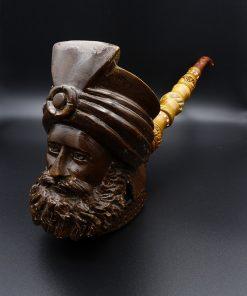 meerschaum pipe ottoman pasha new 1 247x296 - Meerschaum Pipe Ottoman Pasha
