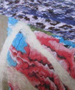 nuno-felted-placemat-windy -nuno-felitng-wet-felting-fine-art-decoration-traditional-handmade-gift-shop
