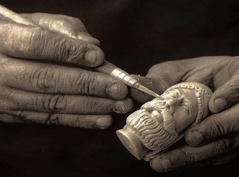 turkeyfamousfor meerschaum pipes - Old Tradition: Meerschaum Pipes
