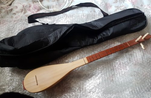 Turkish İnstrument Three-stringed Cura photo review