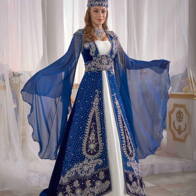 Wedding caftan cheap dresses online