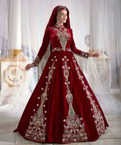 muslim gown