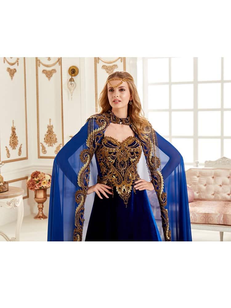 Snow Princess Kaftan Set 1 - Snow Princess Kaftan Set