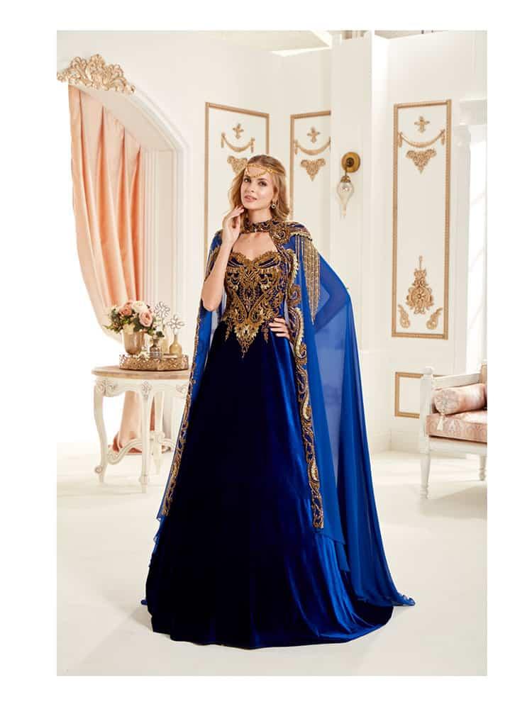 Snow Princess Kaftan Set