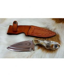 Special Buck Horn Handle Knife