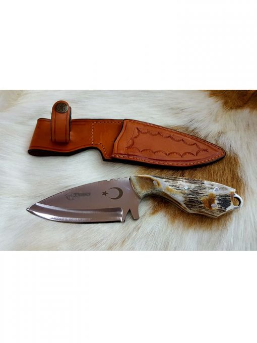 Special Buck Horn Handle Knife