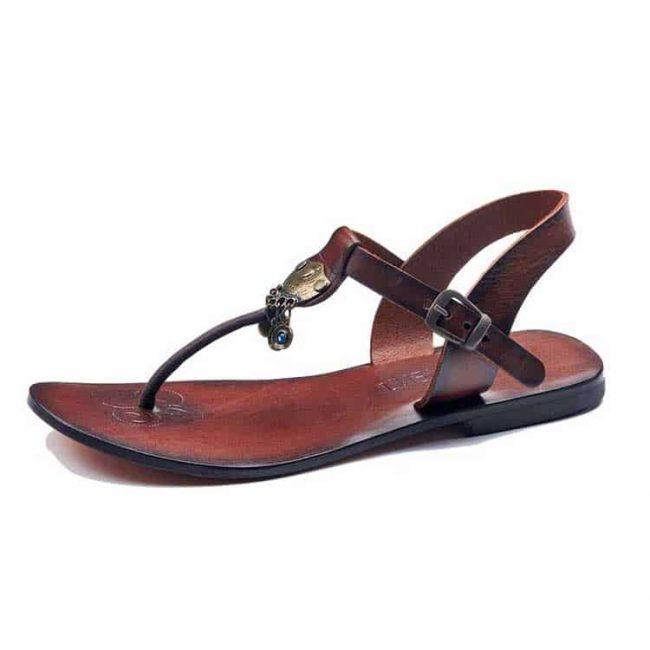 Buy handmade leather women sandals online shop
