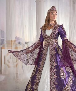 traditional ottoman clothing muslim wedding dresses turkish hijab evening dresses