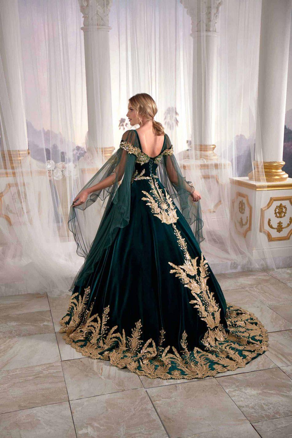 Hurrem Sultan Ottoman Caftan Dress