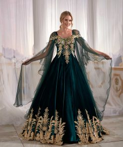 Turkish Caftan Dress Hurrem Sultan