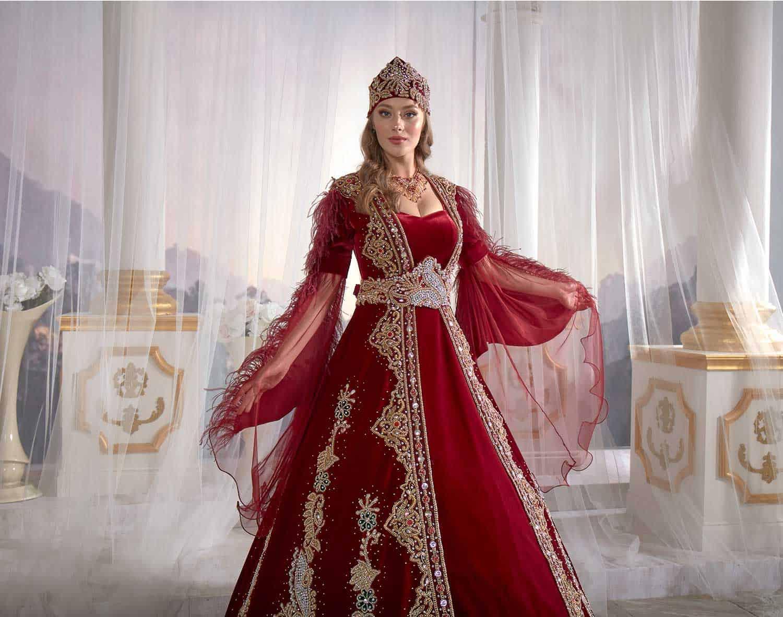 turkey bridal dresses