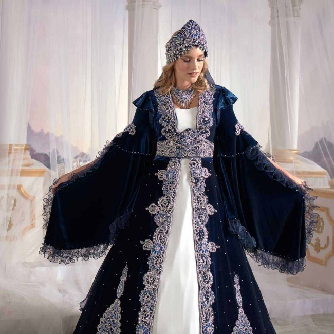 Best caftan dress Hurrem Sultan