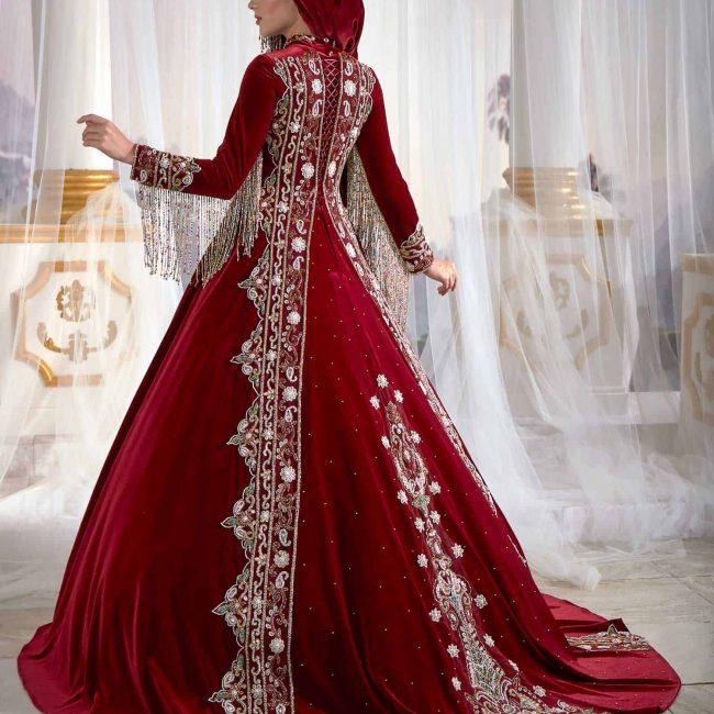 muslim evening dress
