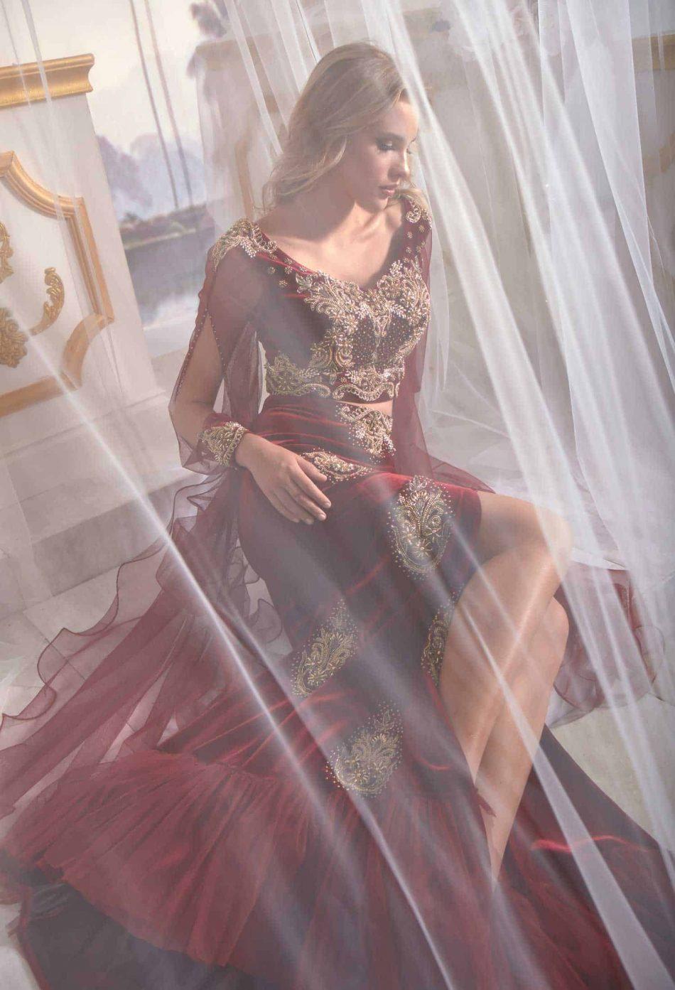 pure caftan set kebaya online store 3 950x1393 - Pure Kaftan Set