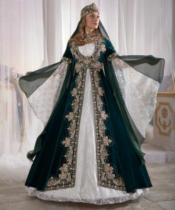 Ottoman Caftan Dress