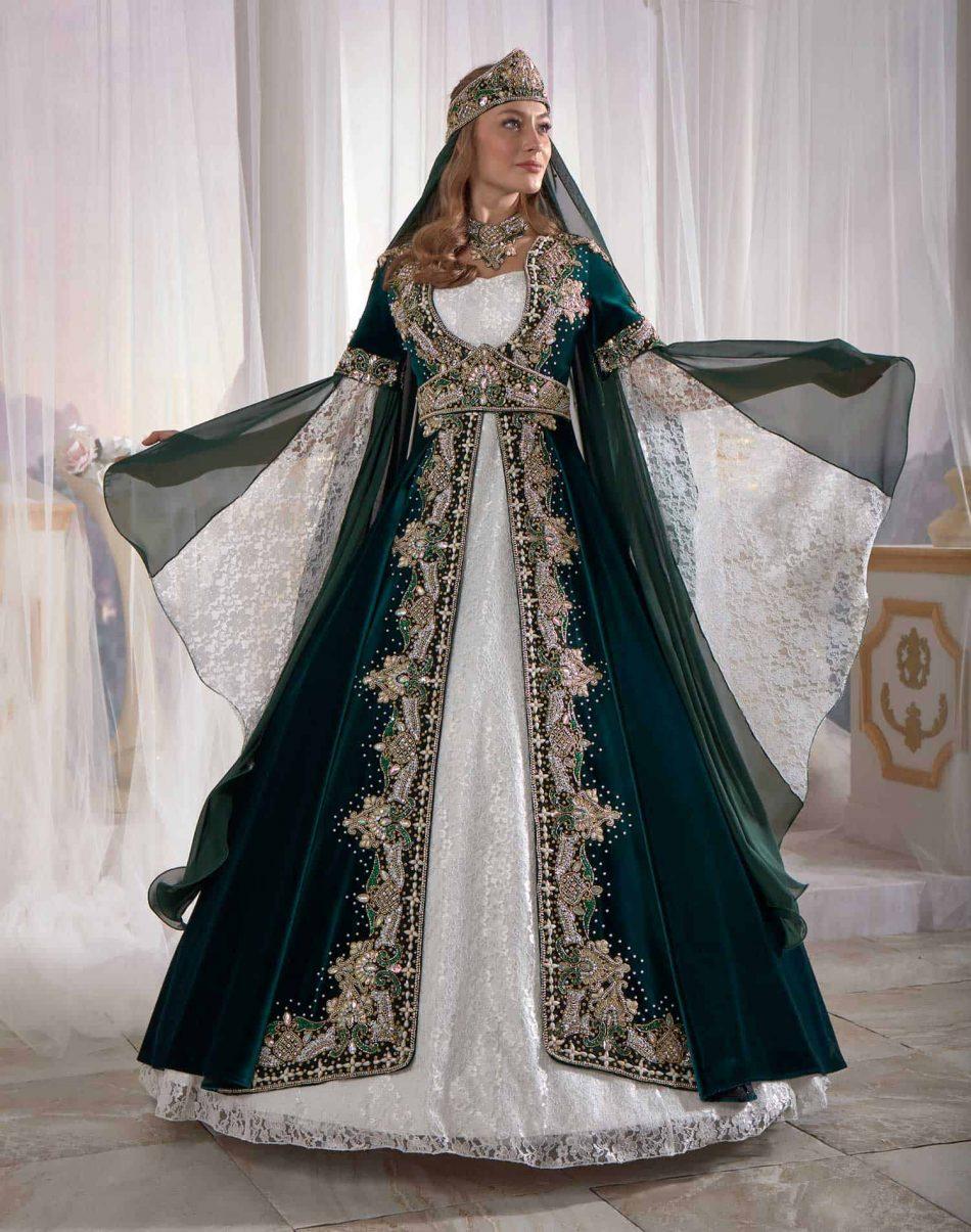 Ottoman Caftan Dress
