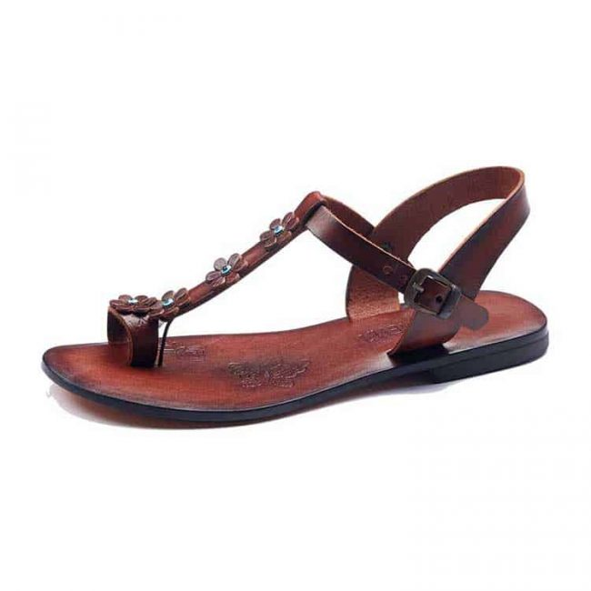 Buy Womens Leather Sandals