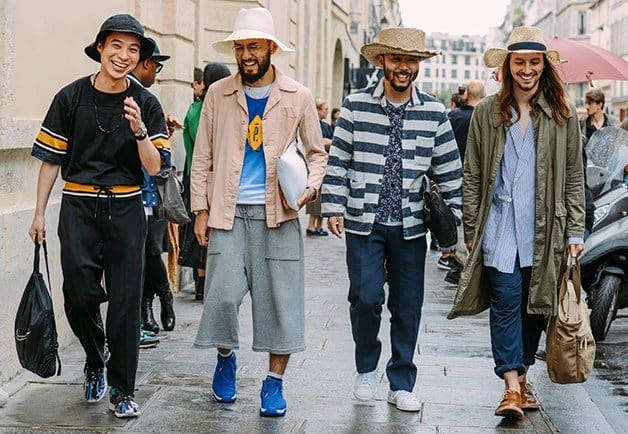 street style - 2018 Men's Fashion