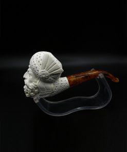 artisan meerschaum tobacco pipe 1 247x296 - Artisan Meerschaum Tobacco Pipe