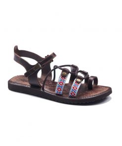 authentic leather sandals 1 247x296 - Authentic Leather Sandals