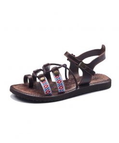authentic-leather-sandals